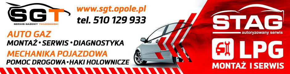 SGT Opole – Serwis Gazowy Twardowski